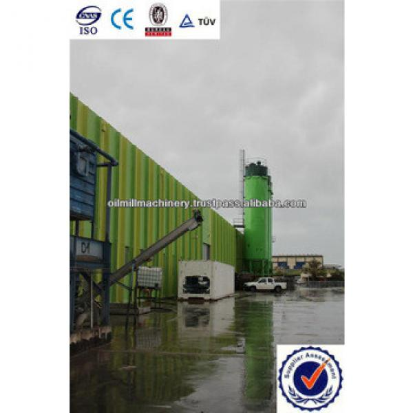Cooking oil deodorization equipment plant manufacturer with CE&ISO 9001 Certification #5 image