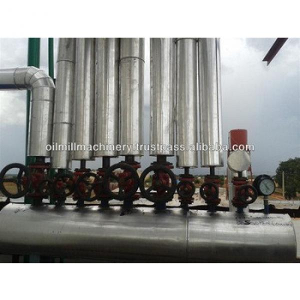 Palm/vegetable oil deodorizing machine #5 image