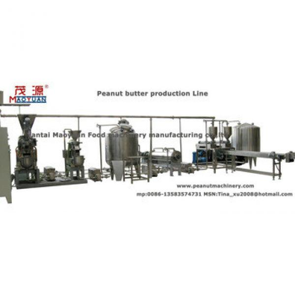 peanut butter production equipments #1 image