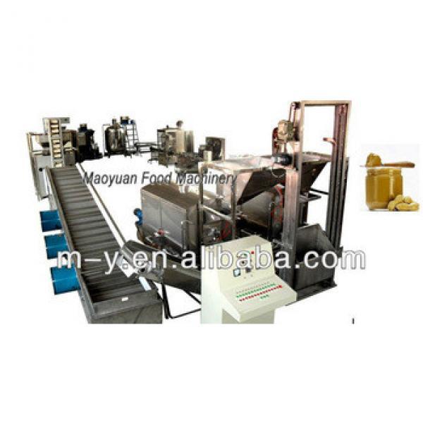 1000kg/hr Industrial peanut butter machine #1 image