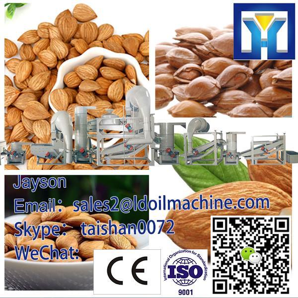 almond apricot sheller shelling cracking machine 0086- #3 image