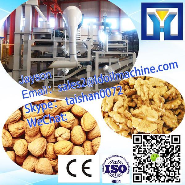 stainless steel almond shell sorting machine/hazel shelling separating machine/almond shell cracker equipment #1 image