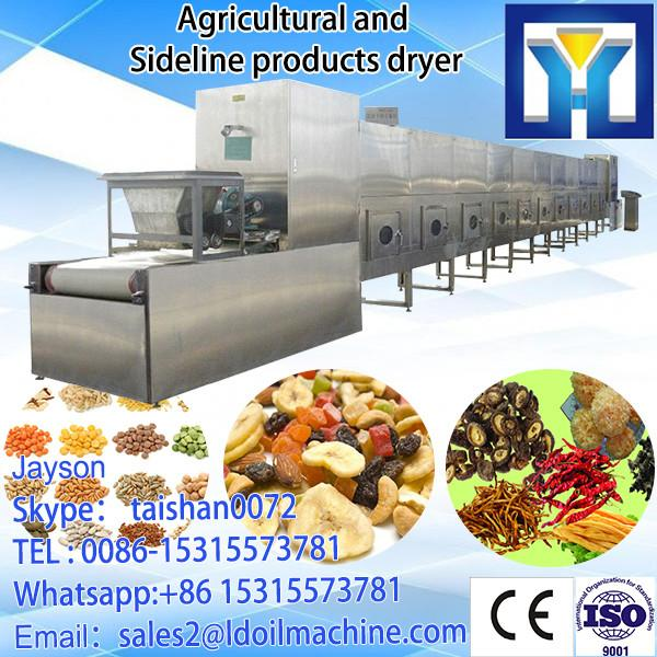 Big capacity cold chain cassette fast food fast heating microwave oven #3 image