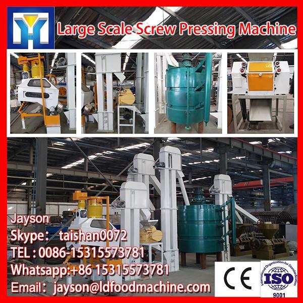Advanced Automatic castor small cold press oil machine #1 image