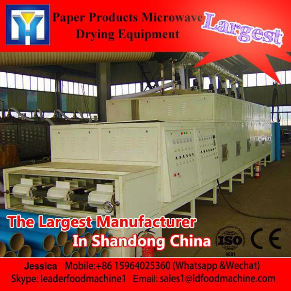 industrial microwave kiln vacuum wood dryer/ drying machine #1 image
