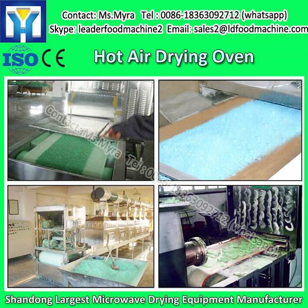 Professional Fast Speed Plastic Resin Hot Air Circulating Dryer Oven #1 image