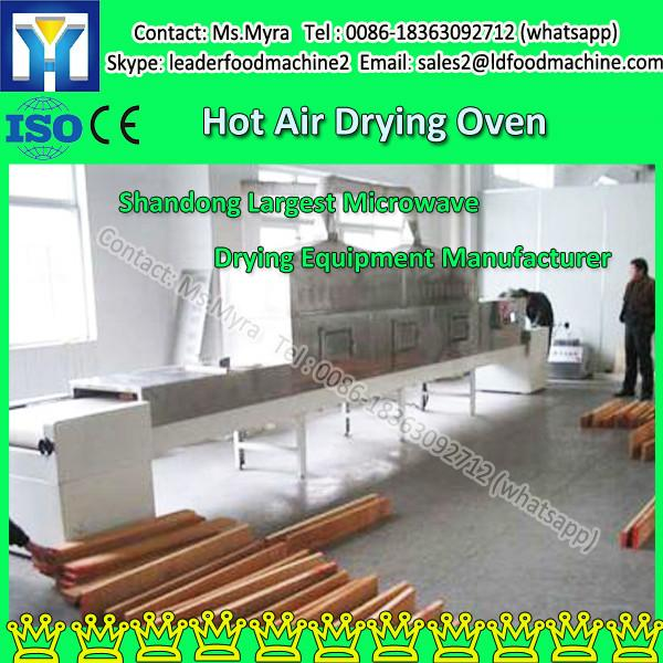 Industrial square herbs vacuum drying oven with tray #1 image
