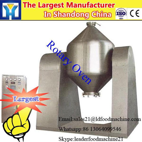 China batch type vegetable dryer oven,ginger dehydration machine #3 image