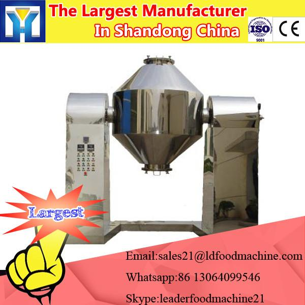 Electric hot air fruit drying machine /plum drying machine/apricot dryer #2 image