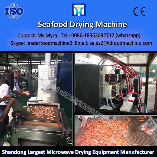 Tomato microwave drying machine / tomato dryer #1 image
