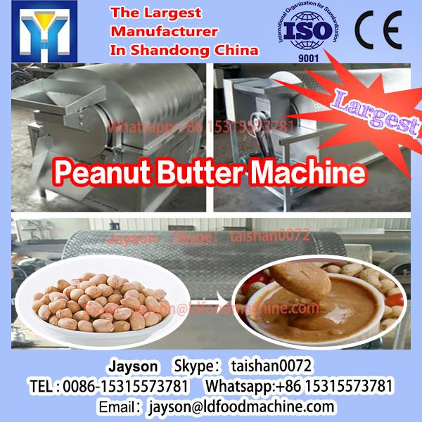 4kw Sesame Jam Peanut Butter Machine , Colloid Mill 50 - 80kg / h #1 image