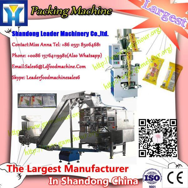 fully automatic liquid packing machine/sauce packing machin/shampoo packing machine/grease packing machine #1 image