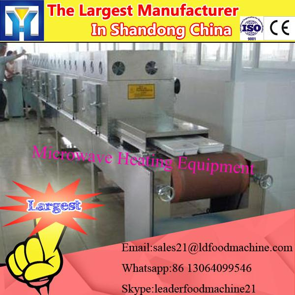 China new tech industrial use customized microwave wood heating drying worming killing oven #2 image