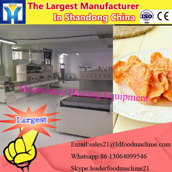 30kw quality bamboo fast heating drying and shape fixed equipment #3 image