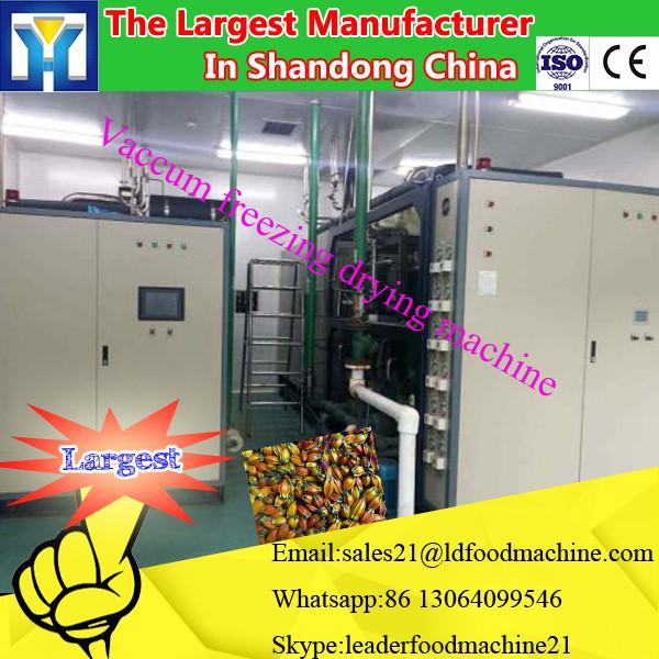 Best price of semi automatic small scale french potato chips production line #2 image