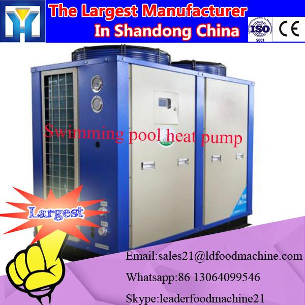Large capacity air scource heat pump energy saving 75% Ginger Drying Machine For Slices #2 image