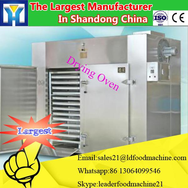 No distortions, nondiscolouring drying fruit dryer production line #1 image