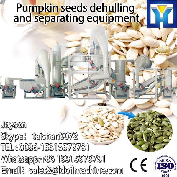 complete set almond dehusking line CTXH1000 #1 image