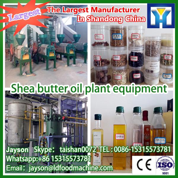 Lower consumption machine cotton seed oil refining #1 image