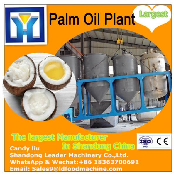 Imput 2tons raw materials sunflower oil extraction equipment #3 image