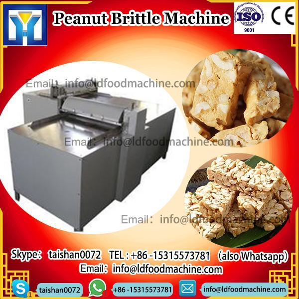Peanut Brittle Cutting machinery Peanut candy Cutter machinery #1 image