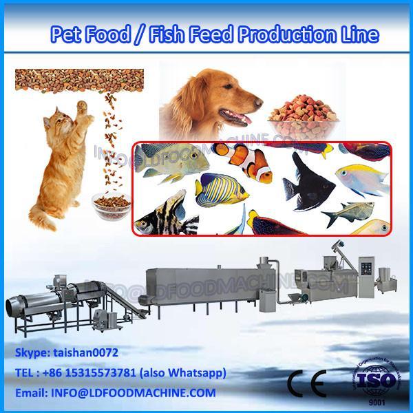 new desity automatic dog food pellet extruder #1 image