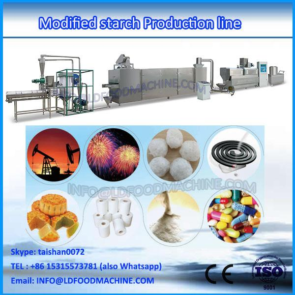 HOT SALE -- Automatic Modified Starch machinery/Extruder/Plant #1 image